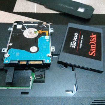 Asus Laptop Hard Drive Replacement London