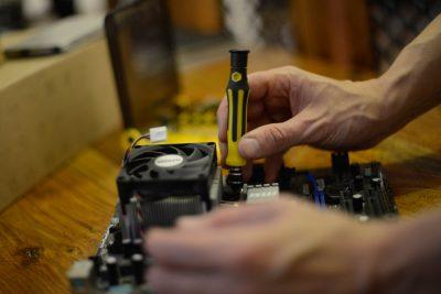 Computer repairs London