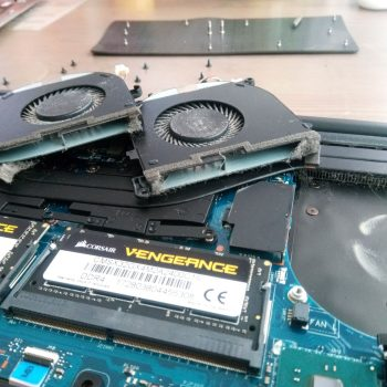 Dell Laptop Fan Cleaning Services London