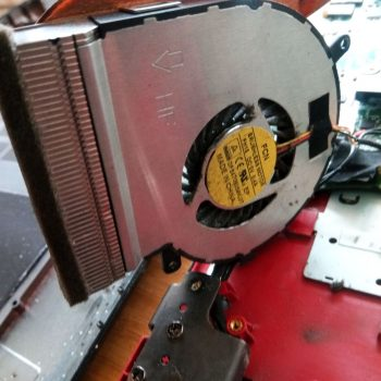 Msi Apache Pro Laptop Fan Cleaning London