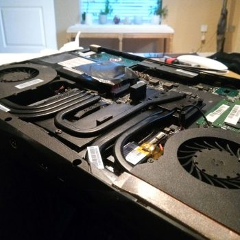 Gaming Laptop Cleaning Services London Essex