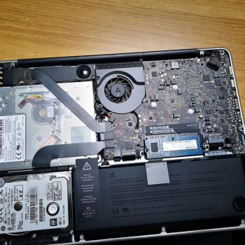 Macbook pro 2013 dust cleanup