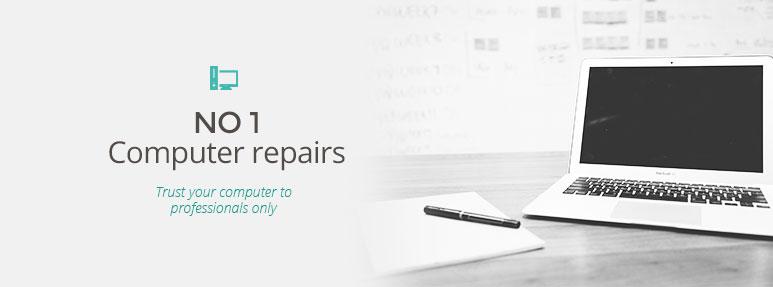 Computer repair London