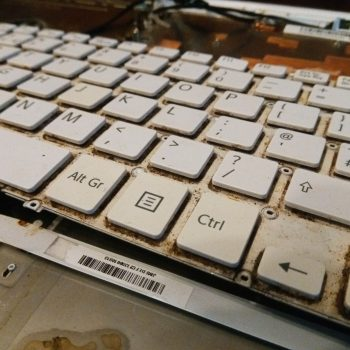 Sony Vaio Keyboard Replacement